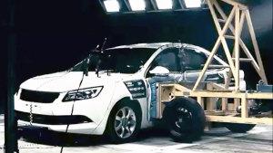 奇瑞四大试验室 碰撞安全工程测试