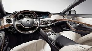 2015款奔驰迈巴赫S600 奢华内饰展示