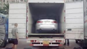 东风英菲尼迪Q50L 无惧挑战幕后花絮