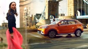 2015款MG GS名爵锐腾 高性能SUV