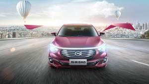 2015款广汽传祺GA6 起售价11.68万