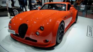 复古跑车诱惑 威兹曼GT MF4实拍展示