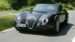 引擎动力声响 超跑威兹曼GT MF4 V8
