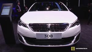 2015款标致308 SW GT LINE 先锋车型