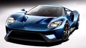 全新福特GT跑车 揭秘诞生背后设计故事