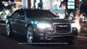 全新克莱斯勒300C 搭载5.7升V8发动机