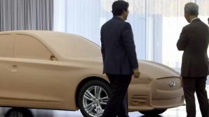 英菲尼迪Q50豪华轿车 外观设计理念解读