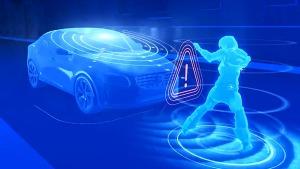 沃尔沃城市安全系统 主动刹车减少事故