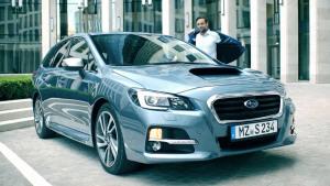 斯巴鲁LEVORG运动旅行车 搭2.0升发动机