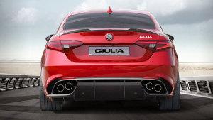 阿尔法·罗密欧Giulia 2016年海外上市