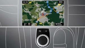 新款奔驰A级 COMAND影音控制系统