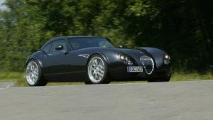 威兹曼GT MF5量产版 最大功率507马力