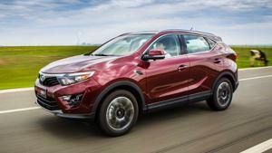 东南都市SUV车型DX7上市 9.69万元起售
