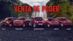 Jeep全系野外撒欢 展现SUV引领者风范