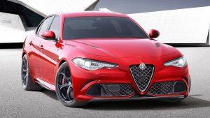 阿尔法·罗密欧Giulia 配全新V6发动机