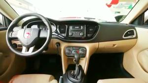 2015款菲亚特菲翔 标配7速双离合变速器