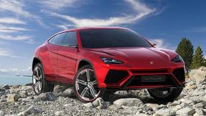 兰博基尼Urus 超豪华运动型SUV
