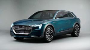 2015法兰克福车展 奥迪Q6概念车将展出