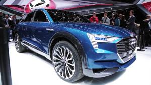 2015法兰克福车展 奥迪Q6概念车首发