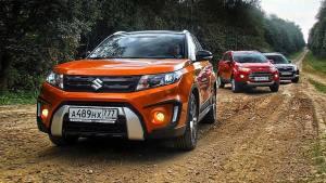三款小型SUV横评 维特拉迎战翼搏Yeti
