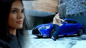 雷克萨斯冬季宣传片 配备多重驾驶模式