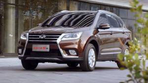 北汽幻速S6紧凑型SUV 搭载1.5T发动机