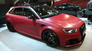 改装品牌ABT发布 奥迪RS3动力改装套件