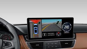 上汽大通G10 搭载360环视全景影像系统