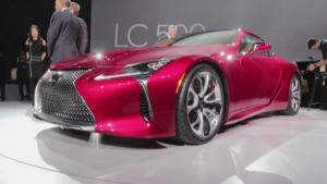 2016北美车展 最重要首发车型TOP5