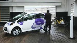 新雪铁龙C-Zero 进口纯电动汽车