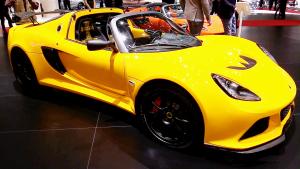 2016日内瓦车展 路特斯Exige 350 Sport