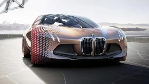 宝马VISION NEXT 100 可实现自动驾驶