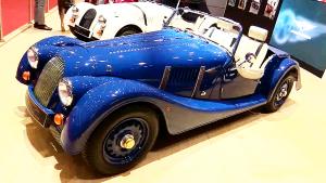 2016日内瓦车展 摩根4-4 80周年限量版