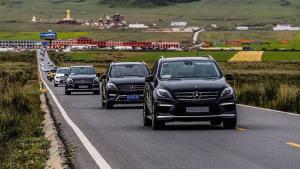 梅赛德斯-奔驰SUV家族 天地即征途