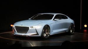 2016纽约车展 Genesis New York概念车