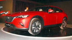 2016北京车展 马自达CX-4将全球首发