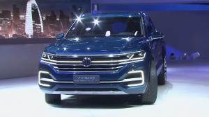 2016北京车展 大众T-Prime GTE概念车