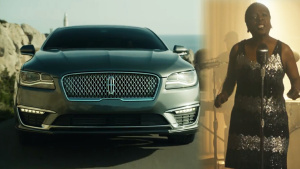 2017款林肯MKZ圆润气派 入门级豪华轿车