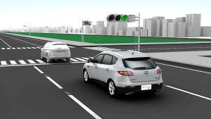 2016款纳智捷U7 搭载车后3D影像系统