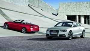 新奥迪A5/S5 Coupe 动感优雅互融