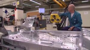工厂探秘 大众POLO生产全过程曝光