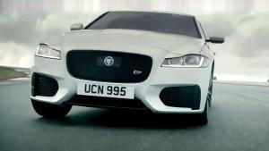 全新捷豹XF 搭载智能驱动动力系统