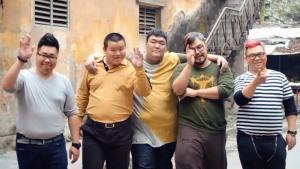 再胖也能装得下 昌河福瑞达M50兄弟篇