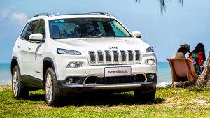 2016款国产Jeep自由光 好基友一路相伴