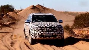注重品质 福特汽车突破日常极限测试