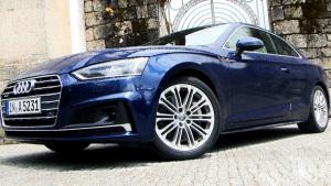 奥迪A5 Coupe双门轿跑车 动力全面升级