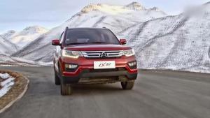 长安CX70勇闯雪山 动力性能稳定可靠