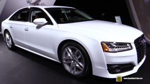 豪华车推荐 奥迪A8 4.0 TFSI Quattro