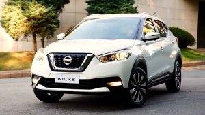 日产Kicks小型SUV 采用溜背式车顶设计