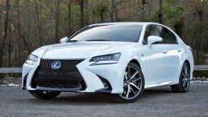 全新雷克萨斯GS 450h 最高时速250km/h